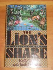 THE LION'S SHARE by Kelly A. Tate