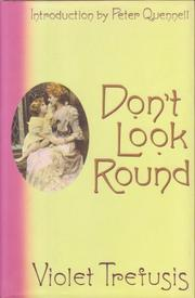 Cover art for DON'T LOOK ROUND
