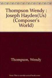 JOSEPH HAYDN by Wendy Thompson