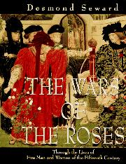Cover art for THE WARS OF THE ROSES