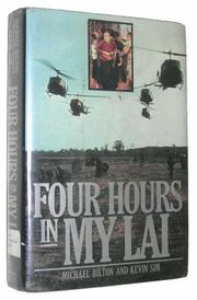Cover art for FOUR HOURS IN MY LAI