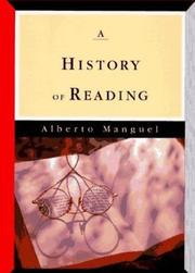 Cover art for A HISTORY OF READING