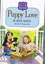 PUPPY LOVE by Betsy Duffey