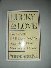 LUCKY IN LOVE by Catherine Johnson