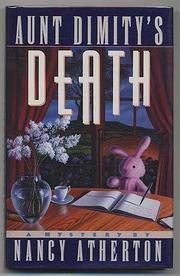 AUNT DIMITY'S DEATH by Nancy Atherton