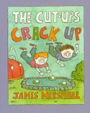 THE CUT-UPS CRACK UP by James Marshall