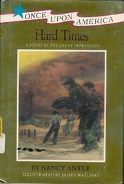 Cover art for HARD TIMES
