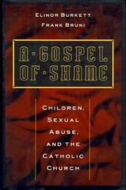 A GOSPEL OF SHAME by Elinor Burkett