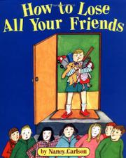 Cover art for HOW TO LOSE ALL YOUR FRIENDS