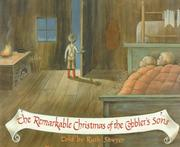 THE REMARKABLE CHRISTMAS OF THE COBBLER'S SONS by Ruth Sawyer
