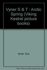 ARCTIC SPRING by Sue Vyner