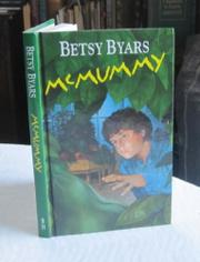 McMUMMY by Betsy Byars