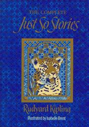 Book Cover for THE COMPLETE JUST SO STORIES