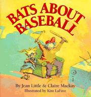 Cover art for BATS ABOUT BASEBALL