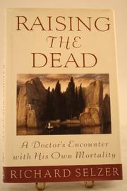 Cover art for RAISING THE DEAD