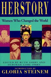 Book Cover for HERSTORY