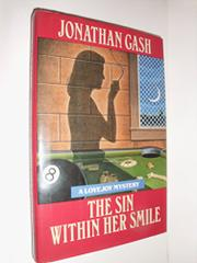 THE SIN WITHIN HER SMILE by Jonathan Gash