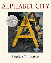 Cover art for ALPHABET CITY