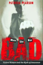 Book Cover for WHEN SHE WAS BAD