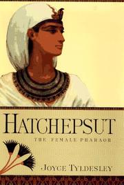 Cover art for HATCHEPSUT