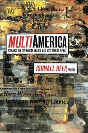 MULTI-AMERICA by Ishmael Reed