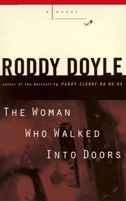 Cover art for THE WOMAN WHO WALKED INTO DOORS