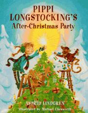 Cover art for PIPPI LONGSTOCKING'S AFTER-CHRISTMAS PARTY