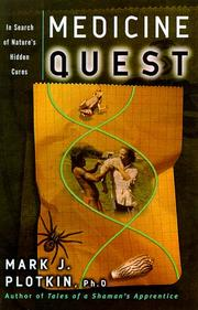 Cover art for MEDICINE QUEST