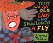 Book Cover for THERE WAS AN OLD LADY WHO SWALLOWED A FLY