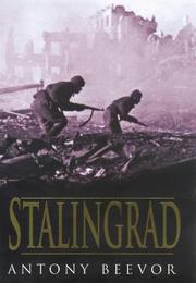 Cover art for STALINGRAD