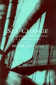 SEA CHANGE by Peter Nichols