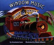 Cover art for WINDOW MUSIC