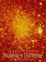 HUBBLE'S UNIVERSE by Simon Goodwin