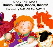 BOOM, BABY, BOOM, BOOM! by Margaret Mahy