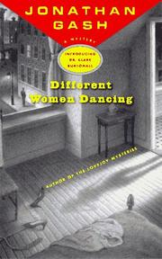 DIFFERENT WOMEN DATING by Jonathan Gash
