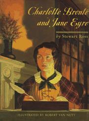 Cover art for CHARLOTTE BRONTE AND JANE EYRE