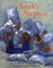 Cover art for SARAH'S SLEEPOVER