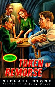 Cover art for TOKEN OF REMORSE