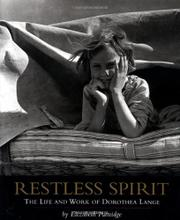 Cover art for RESTLESS SPIRIT