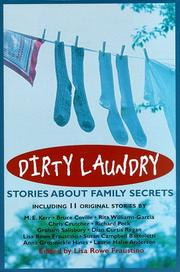 Book Cover for DIRTY LAUNDRY