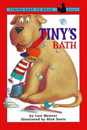 TINY'S BATH by Cari Meister