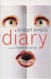 Cover art for BRIDGET JONES'S DIARY
