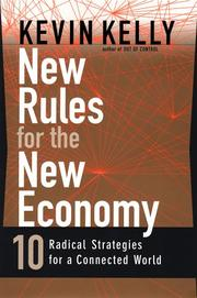 Cover art for NEW RULES FOR THE NEW ECONOMY