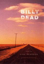 BILLY DEAD by Lisa Reardon