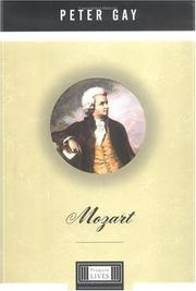 Book Cover for MOZART