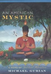Cover art for AN AMERICAN MYSTIC