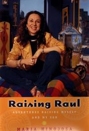 Cover art for RAISING RAUL