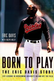 BORN TO PLAY by Eric Davis