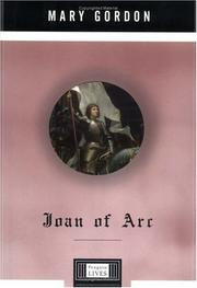 Book Cover for JOAN OF ARC