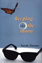 Book Cover for KEEPING THE MOON